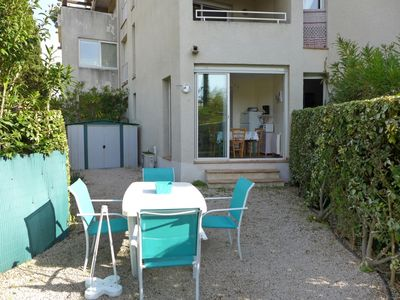 Photo for One bedroom Apartment, sleeps 4 in Virebelle with Air Con and WiFi