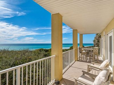 Photo for Beach Front Paradise!! Breathtaking Views-Steps to the Beach-Community Pool
