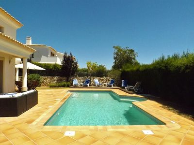 Photo for Modern Villa with pool in Countryside setting near Burgau Western Algarve