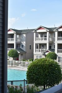 Photo for 4bed 3.5 bath townhouse with pool just blocks away from Morey's Pier