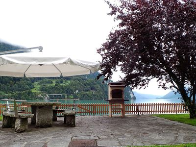 Photo for House 508 m from the center of Brienz with Parking, Internet, Washing machine, Balcony (343828)