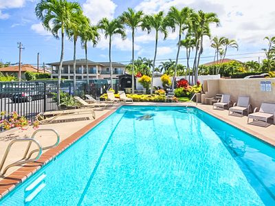 Photo for Remodeled ground floor condo w/ shared pool - close to Kapalua & beaches!