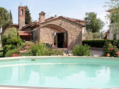 Photo for Vacation home Villa Aia  in San Gimignano, Siena and surroundings - 6 persons, 3 bedrooms