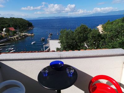Photo for Holiday apartment only 50 m from the Adriatic Sea