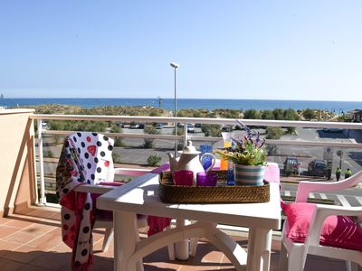 Photo for Apartment to 50 mts to Platja Gran -Pals- parquing
