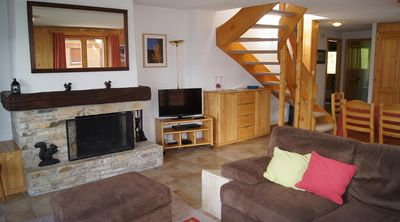 Photo for Located 10 minutes walk from the center of Verbier, 200m from the bus stop and shopping centers, thi