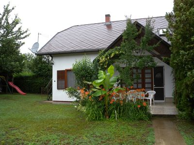 Photo for Holiday apartment in Balatonlelle