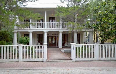 Photo for String of Pearls- Elegant & Stately Private Home Perfect Location in Seaside, Fl