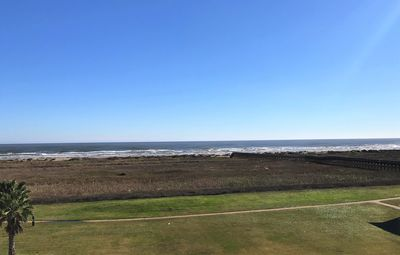 Photo for SUNNYSIDE - 2/2 Beachfront Condo with a Top Floor View