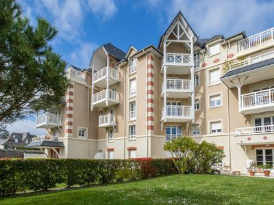 Photo for Apartment Orchidée in Dinard - 4 persons, 2 bedrooms