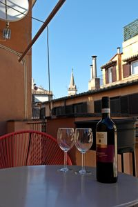 Photo for Navona Top floor-Gorgeous balcony!