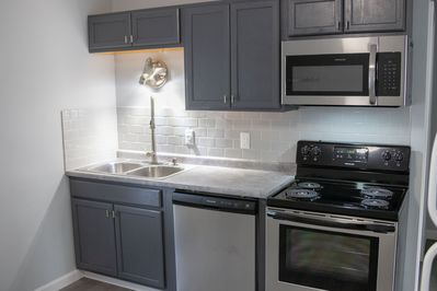 Welcome to your NEW kitchen!