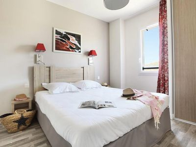 Photo for Residence Odalys Fleur de Sel - 3 Rooms 6 People balcony