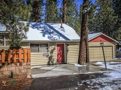 Photo for Country house 603 m from the center of Big Bear Lake with Parking, Internet (983617)