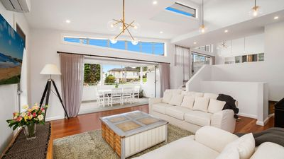 Photo for TIARRI ROSE, TERRIGAL - LUXURY TOWNHOUSE WITH POOL, 750m TO BEACH, WIFI & FOXTEL