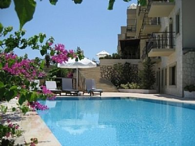 Photo for Spacious, Air conditioned, Apartment With Use Of 2 Excellent Communal Pools