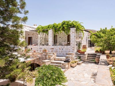 Photo for Anezina's House , A Beautyfull House in the Heart of Paros