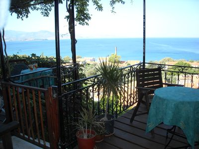 Photo for 3BR Apartment Vacation Rental in Lesbos