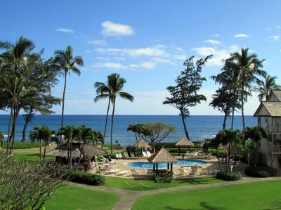 Photo for Stunning Views from a Large Lanai
