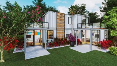 Photo for New Container Home on Gorgeous Playa Conchal