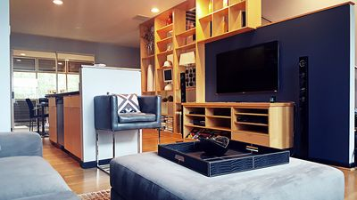 Photo for Proximity Castle - West Midtown - Upscale Modern Townhome w/Rooftop Lounge