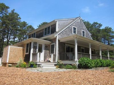 Photo for Find Your Wellfleet Vacation in this Stunning Home