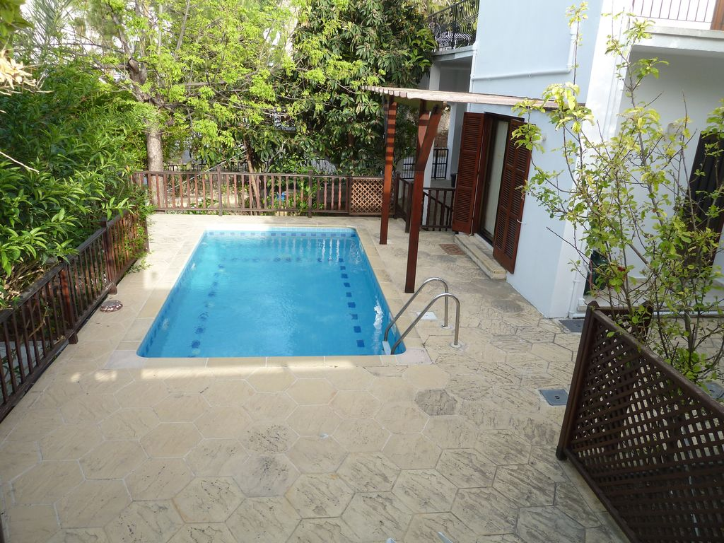 Hidden garden villa with private pool homeaway ozankoy for Garden city pool jobs