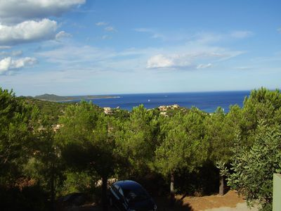 Photo for South Sardinia - holidays in Costa Rei in Villino with sea view