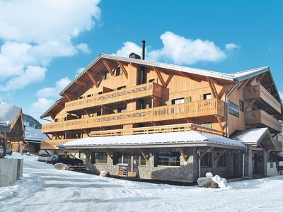 Photo for Apartment Résidence Le Grand Ermittage  in Châtel, Haute - Savoie - 8 persons, 3 bedrooms