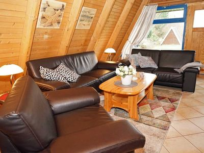 Photo for Tent roof house - very near the beach - own parking space - tent roof house - very near the beach - with fence