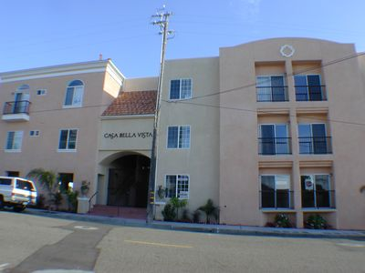 Photo for Downtown Pismo Beach Condo About 2 1/2 blocks from the Ocean w/ Free WiFi