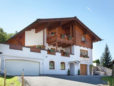Photo for Spacious Apartment in Saalbach-Hinterglemm with Sauna