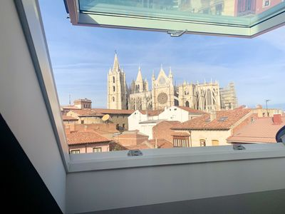Photo for Homerez last minute deal - Amazing studio in León and Wifi
