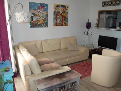 Photo for 2BR Apartment Vacation Rental in Magny-le-Hongre, IDF