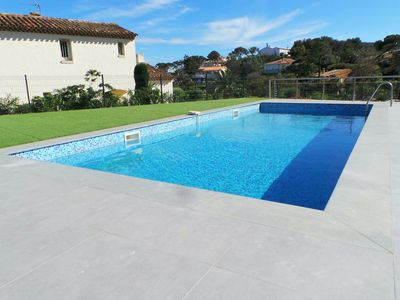 Photo for NEW VILLA WITH SWIMMING POOL TWO STEPS FROM THE BEACHES