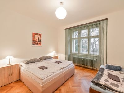 Photo for Cozy 4 room Apartment 10 mins from Old Town center