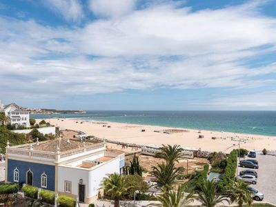 Photo for Fantastic 2 bedroom sea front apartment at 15m in Praia da Rocha