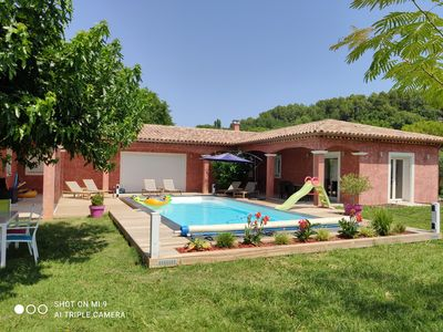 Photo for country villa with private pool