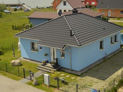 Photo for Holiday house The blue house on the Peenestrom / BLAS - Holiday house The blue house-2 bedrooms up to max. 6 pers. and 2