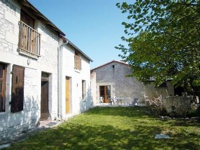 Photo for Nice House -  Braslou Richelieu - Loire Valley South