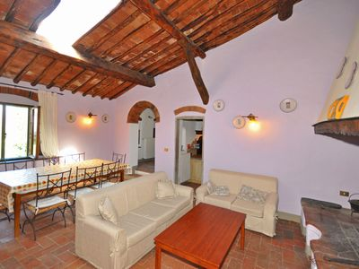 Photo for 6 bedroom Villa, sleeps 14 in Corti with Pool, Air Con and WiFi