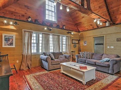 5ed4f21df In the Village, Best Location, Hot Tub, Charming Historical Home, 3  Fireplaces - North Conway Village