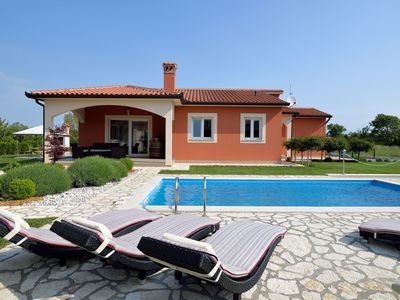 Photo for Holiday house with pool and large garden, Istria