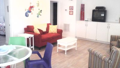 Photo for Adorable Unit! Steps From The Beach!