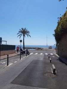 Photo for NICE 3 ROOMS WITH TERRACE AND PARKING, 50M BEACHES, IDEAL 4 PEOPLE