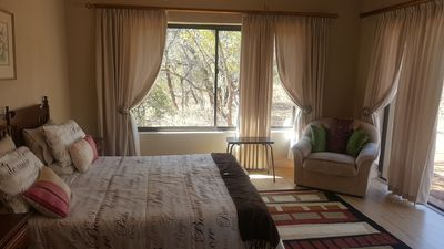 Photo for Homestay in Wildlife Estate if you need peace and quiet, game drives and walking