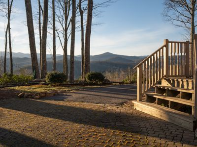 Photo for Amazing Long-range Views Year-round; Luxury Mountaintop Living