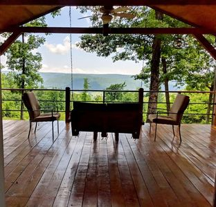 Photo for The Ridgetop Roost ~ total mtn privacy