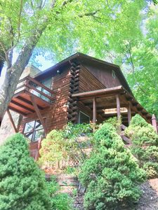 Photo for In The Heart of Maggie Valley & The Smoky Mountains, Cozy Cabin Townhome