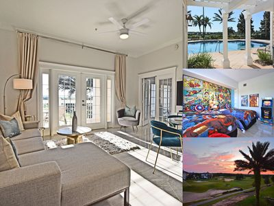 Photo for 40% OFF: Style & Luxury, Top Floor, West-Facing, with Stunning Views